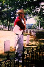 Cemetery lecture